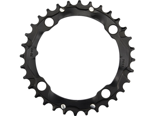 Truvativ MTB Chain Ring 104 mm Aluminium black